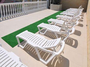 Пансионат-база отдыха Малахит в Благовещенской: идеальный пляж и много развлечений