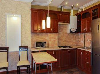 Оборудованная кухня мини-отеля