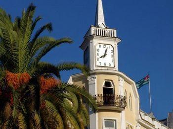 Дом с часами - здание администрации города