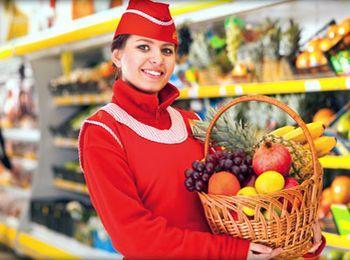 Продовольственный супермаркет Фуршет