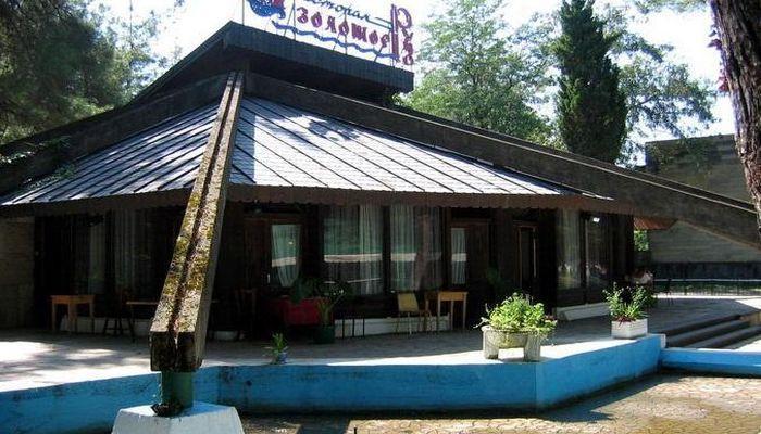 Известный ресторан Золотое руно