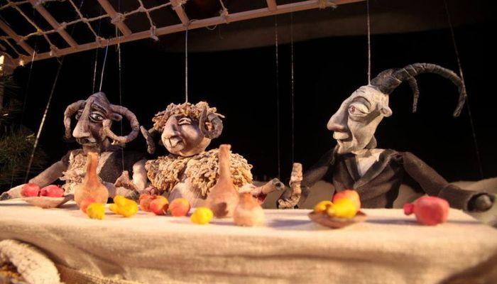 Кукольный театр Трикстер