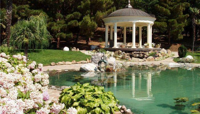 Античный сад - парк Парадис