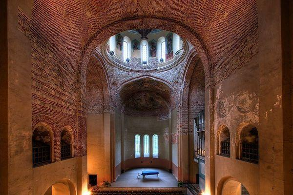 Крупнейший Храм средневековья