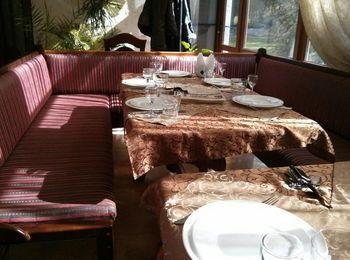 Татарская кухня в кафе Гульсум