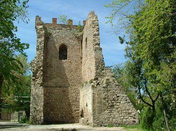 Каменное сооружение Святого Константина
