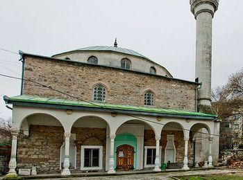 Средневековая Муфти-Джами