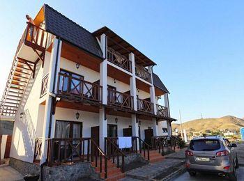Пример жилья в Крыму