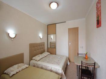 Светлые и чистые комнаты