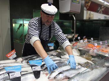 Рыба и морепродукты Крыма