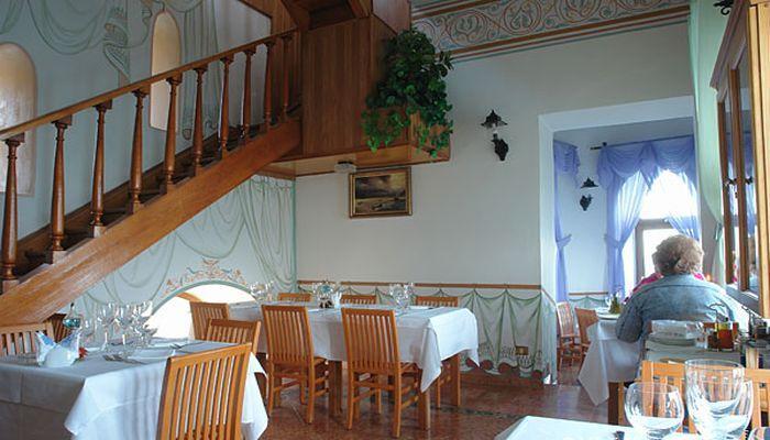 Ресторан Ласточкино гнездо