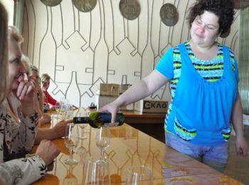 Дегустация известных вин