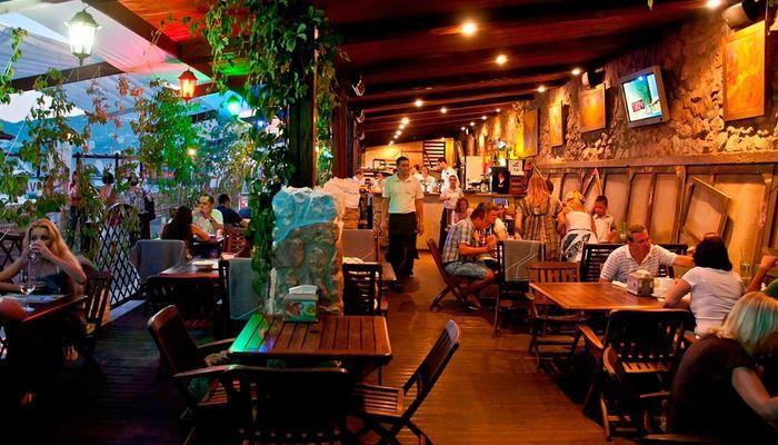 Ресторан Ван Гог