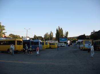 Автобус Феодосия - Коктебель