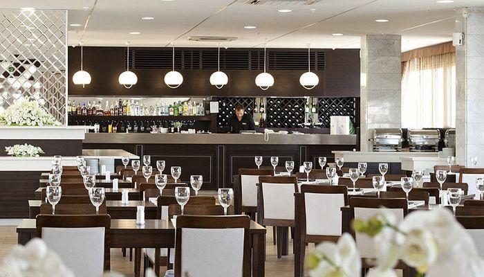 Панорамный ресторан Ай-петри