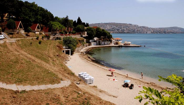 Пляж Синоп