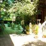 Территория гостевого дома Эдельвейс
